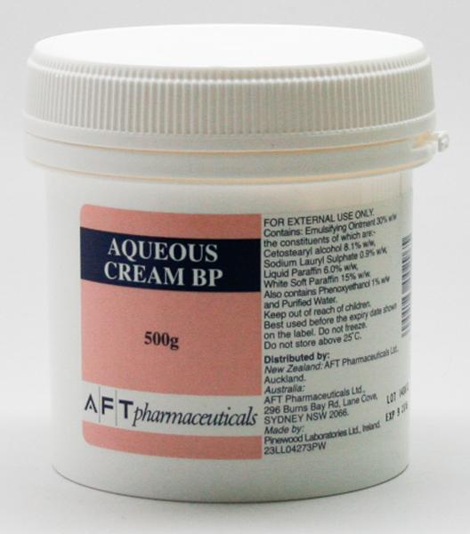 Picture of Aqueous Cream 500g