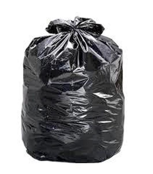 Picture of Bag Garbage 77L Black B/250