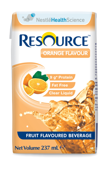 Picture of Resource Orange 237ml C/24